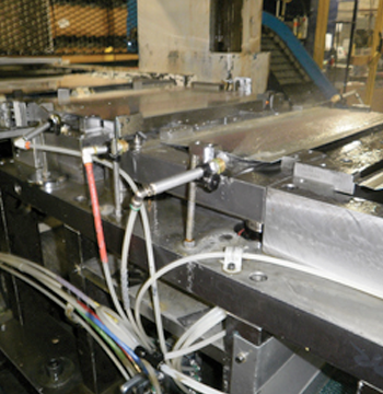 Press Lubrication Article - Die Mounted