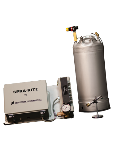 SPRA-RITE Alpha Systems | Industrial Innovations